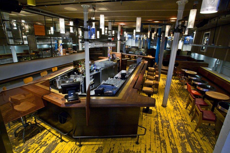 Philémon Bar, 111, rue Saint-Paul Ouest, Montréal.... (Photo fournie par Philémon Bar)