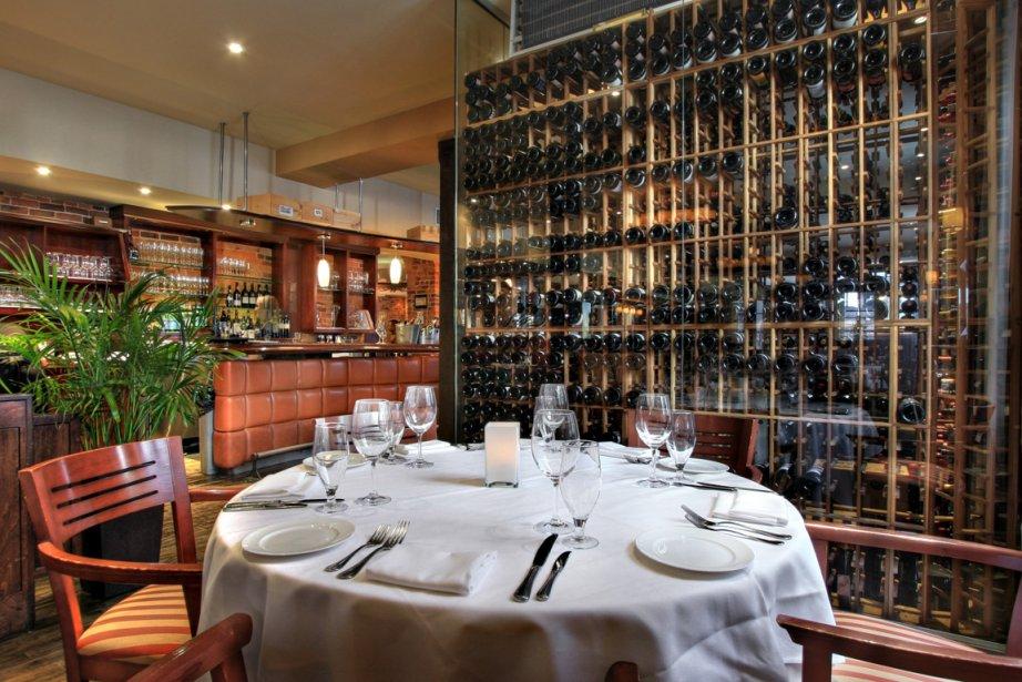 Verses Restaurant situé au 100, rue Saint-Paul Ouest... (Photo fournie par Verses)
