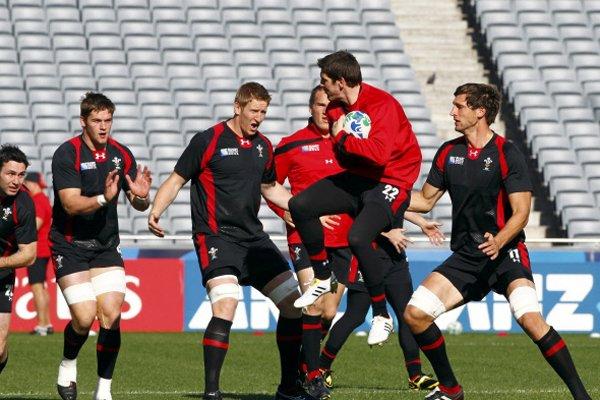 L'équipe du Pays de Galles aura l'occasion de... (Photo: Reuters)