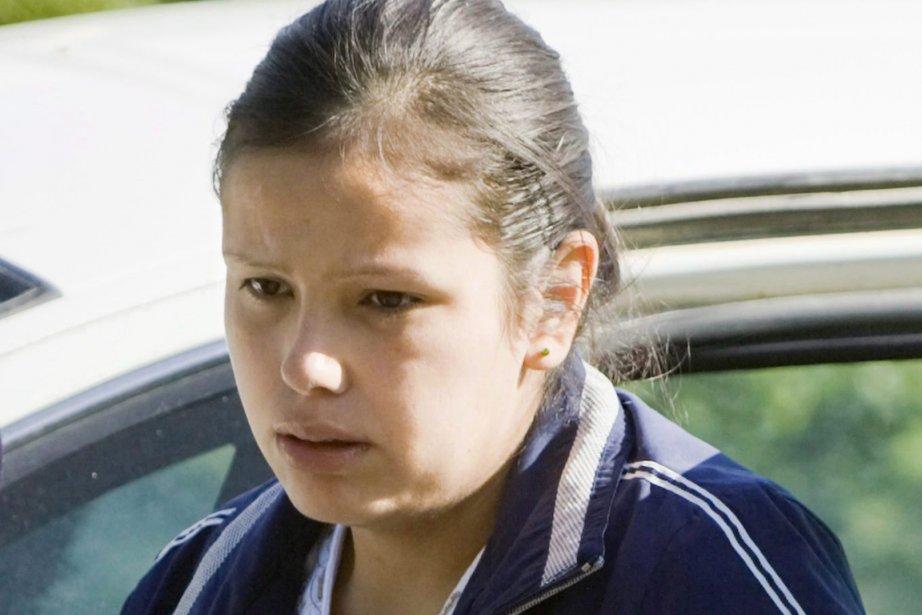 En 2009, April Halkett a été jugée non-coupable... (Photo: /Geoff Howe, PC)