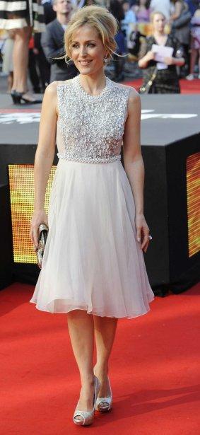 Gillian Anderson | 27 juillet 2012