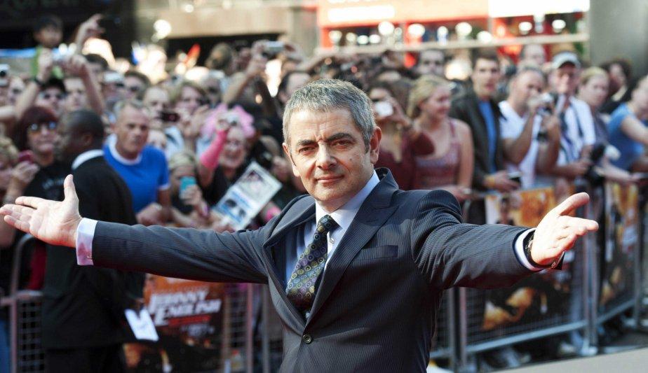 Rowan Atkinson | 27 juillet 2012