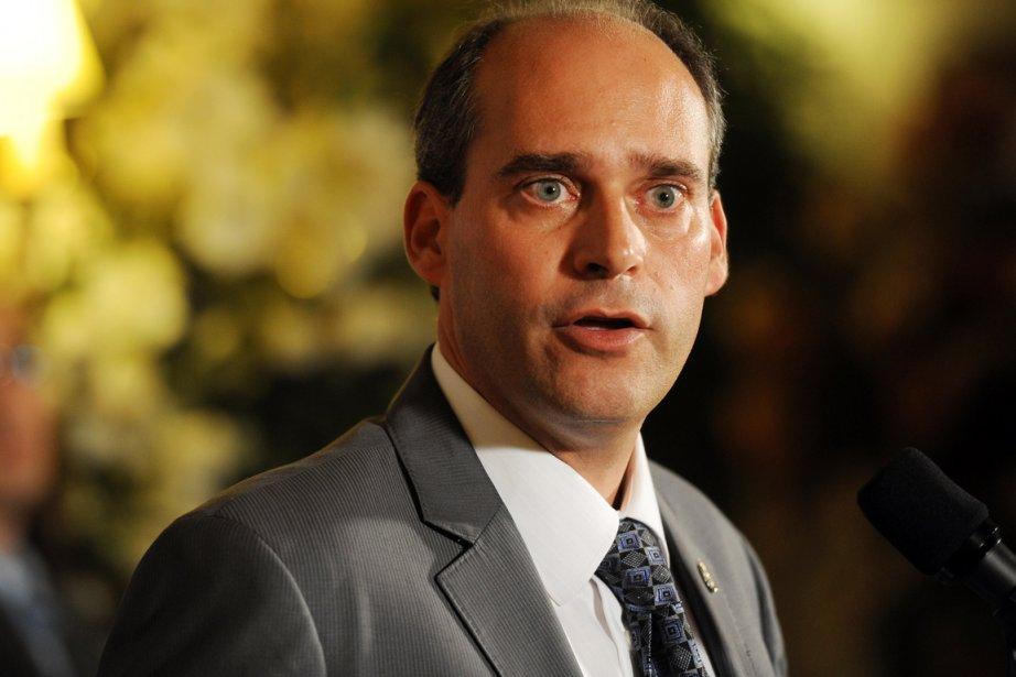 Le président du caucus québécois du Nouveau Parti... (Photo: Érick Labbé, Archives Le Soleil)