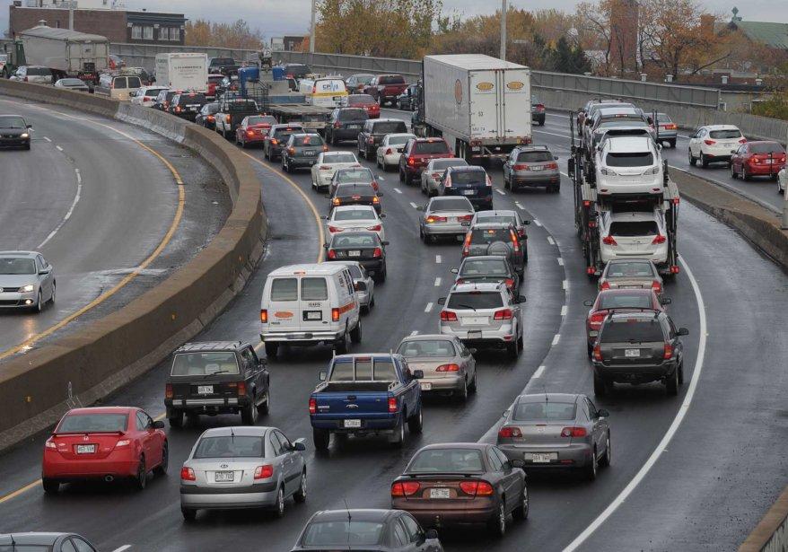 Plusieurs dispositions de la Loi sur l'assurance automobile... (Photo d'archives)