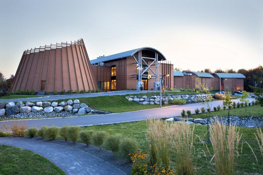 L'Hôtel-musée des Premières Nations à Wendake.... (Photo: fournie par l'hôtel-Musée des Premières nations)