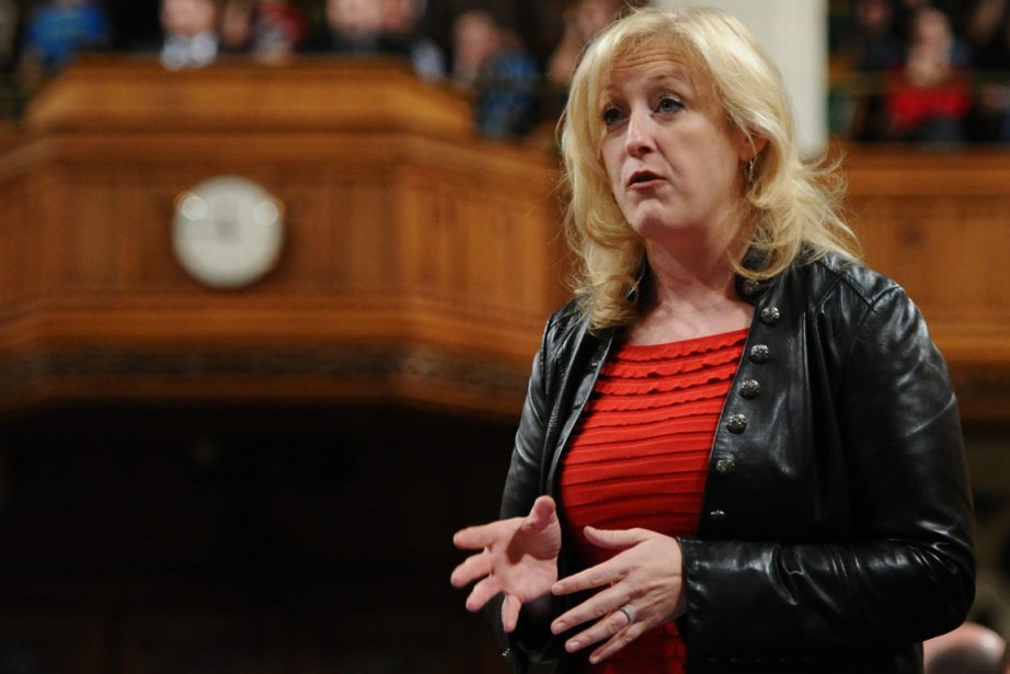 La ministre du Travail, Lisa Raitt.... (Photo: Sean Kilpatrick, PC)