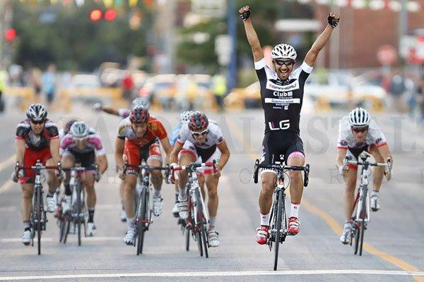 Après l'ancien champion canadien des moins de 23... (Photo: Pasquale Stalteri, collaboration spéciale)
