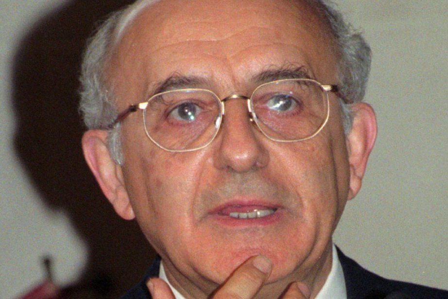 Antonio Cassese avait également été le premier président... (Photo: Michel Lipchitz, Archives AP)