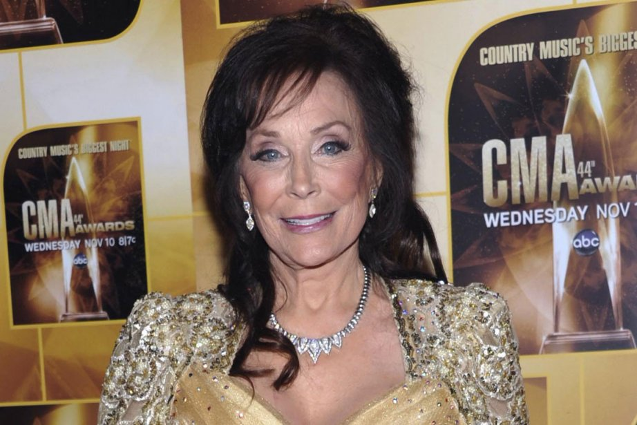 Loretta Lynn... (Photo: AP)