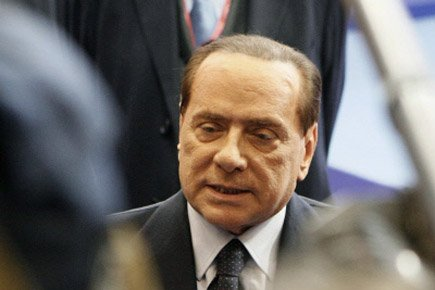 Silvio Berlusconi... (Photo: Reuters)