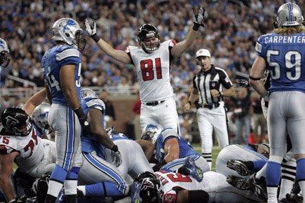 Les Falcons d'Atlanta ont remporté deux matchs de suite pour... (Photo: Reuters)
