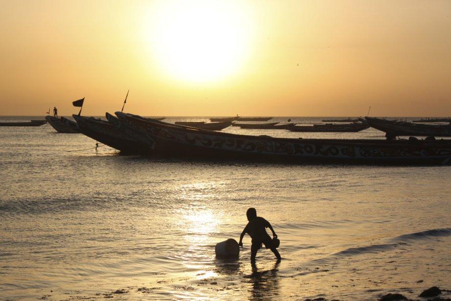 Le paradis: Cap Skirring, en Casamance.... (Photo: Julie Ménard, collaboration spéciale)
