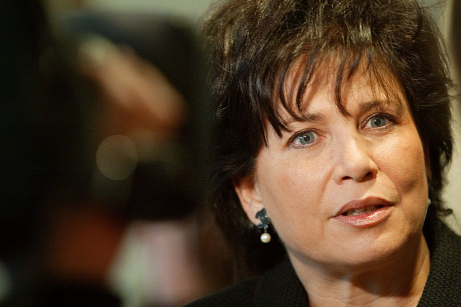 Anne Sinclair... (Photo: AFP)