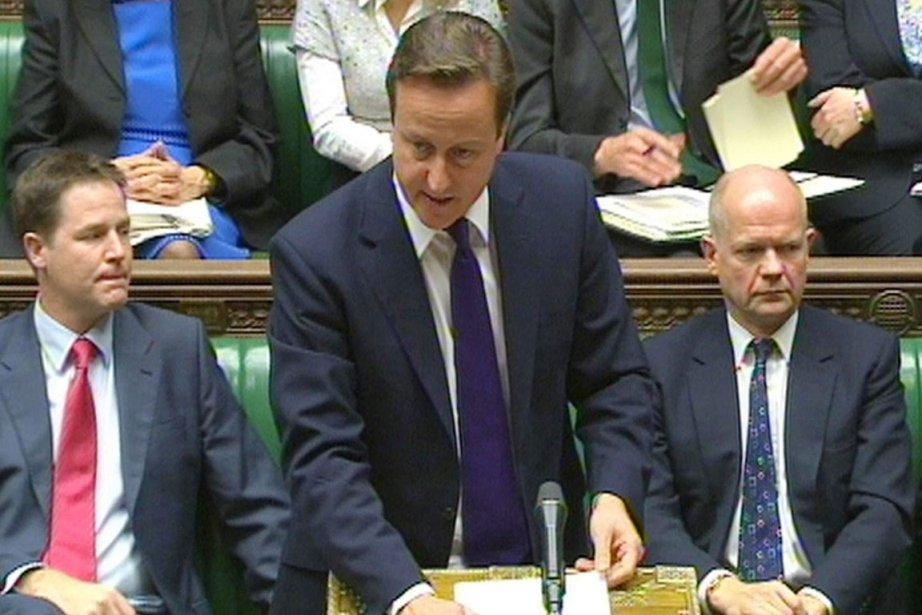 Le vote est purement consultatif, et la motion... (Photo: AP)