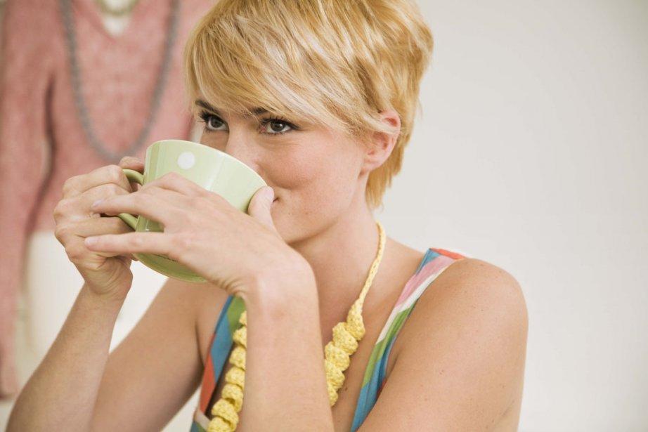 Consommer quotidiennement du café réduirait le risque de... (Photos.com)