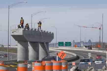 La FTQ-Construction et le CPQMC-I prétendent que les... (Photo: Ivanoh Demers, La Presse)