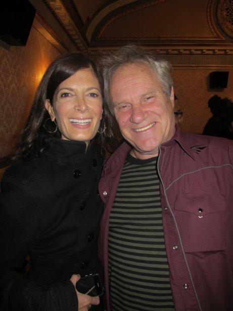 Claude Chamberlan, fondateur du FNC, accompagné d'Anne-Marie Cadieux. | 27 juillet 2012