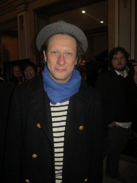 Grand complice du réalisateur Philippe Falardeau, le comédien Paul Ahmarani. | 27 juillet 2012