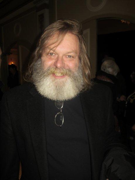 Le créateur Claude Robinson, invité. | 27 juillet 2012