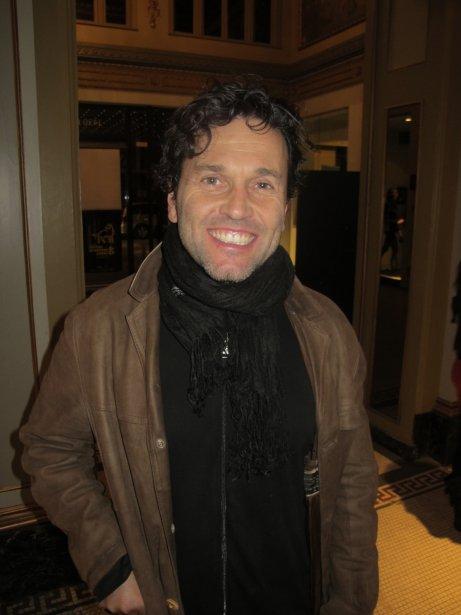 Le talentueux auteur-compositeur-interprète Martin Léon, il a composé la musique et les arrangements du film. | 27 juillet 2012