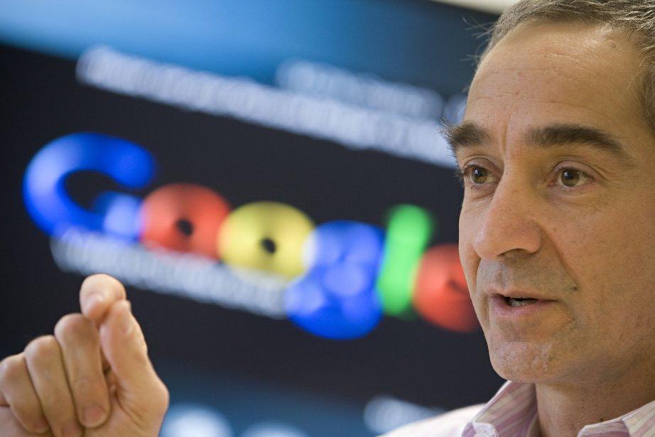 Le directeur financier de Google, PatrickPichette, a plaidé... (Photo David Boily, La Presse)