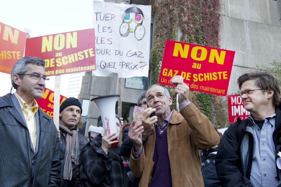 Les participants au congrès de l'APGQ ont été... (Photo: Robert Skinner, La Presse)