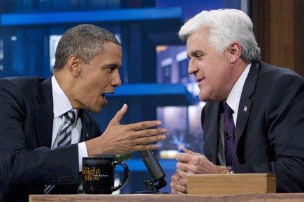 Barack Obama a lancé son avertissement lors de... (Photo: Reuters)