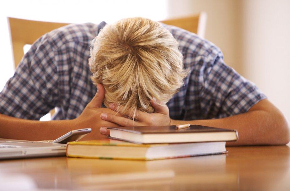 Bien qu'il soit impossible d'échapper totalement au stress,... (Photothèque La Presse)