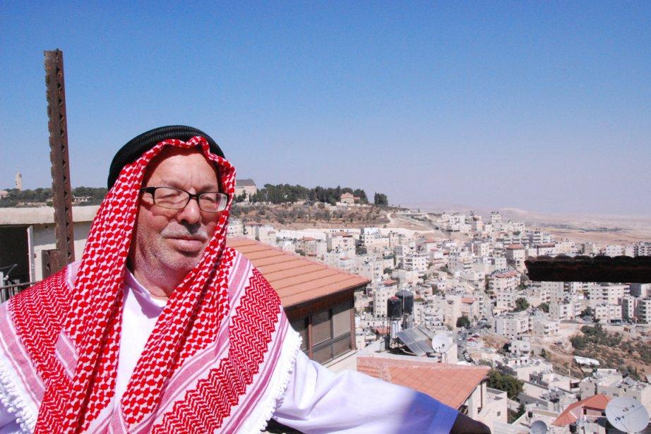Pour Ibrahim Abu el-Hawa, le dialogue entre Palestiniens... (Photo: Janie Gosselin, La Presse)