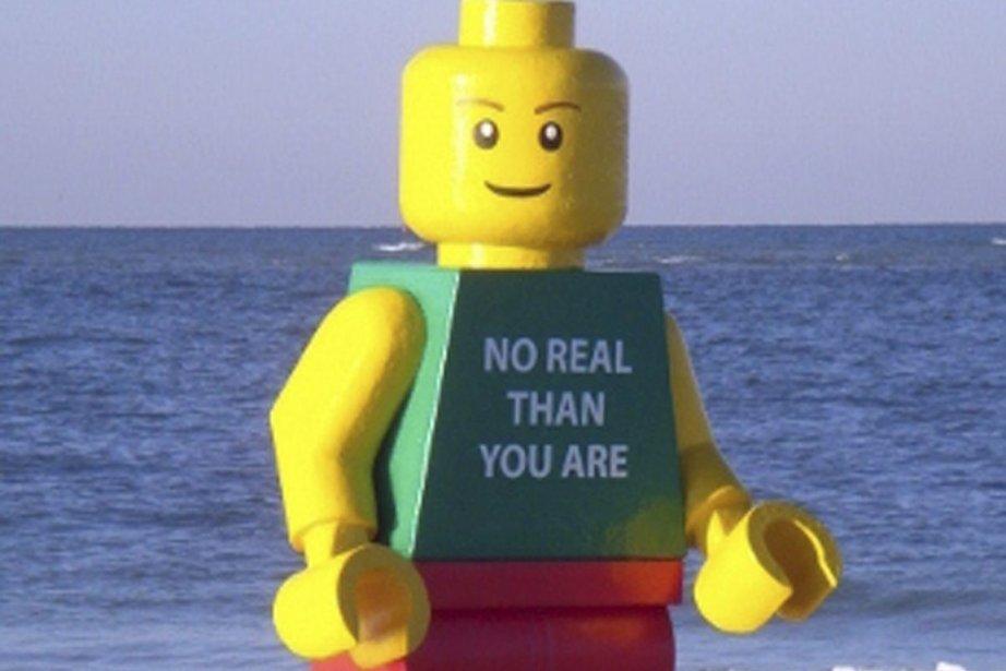 «Je ne suis pas plus réel que vous»,... (Photo: AP)