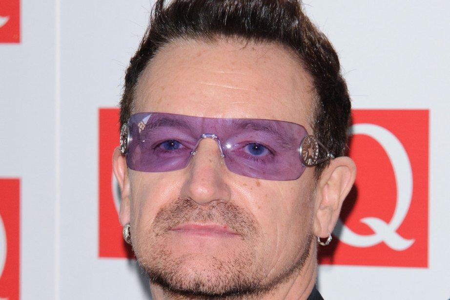 Bono... (Photo: Reuters)