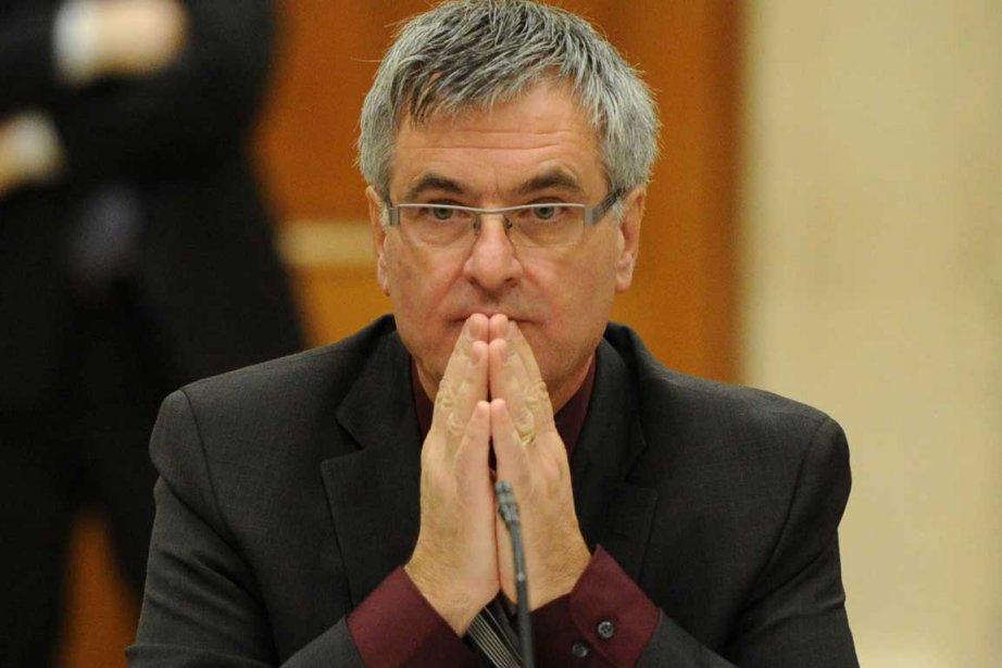 Jean-Marc Fournier a écrit à ses  homologues... (Photo La Presse Canadienne)