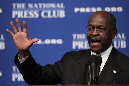 Herman Cain... (Photo: Reuters)
