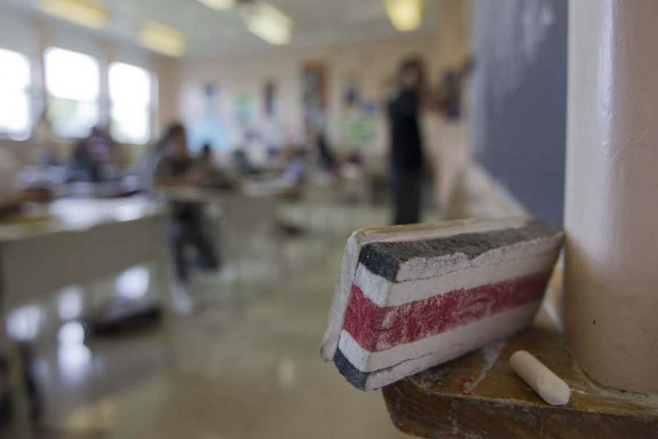 Une «demande urgente» de financement sera déposée pour... (Photo Ivanoh Demers, La Presse)
