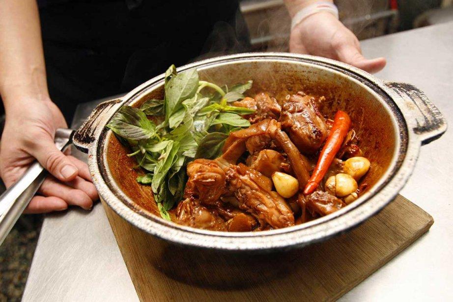 De la viande de rat cuisinée dans un... (Photo Reuters)