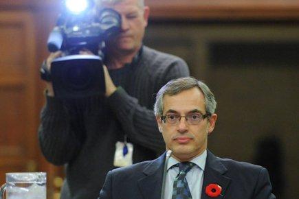 Tony Clementa comparu mercredi devant le comité parlementaire... (Photo: PC)