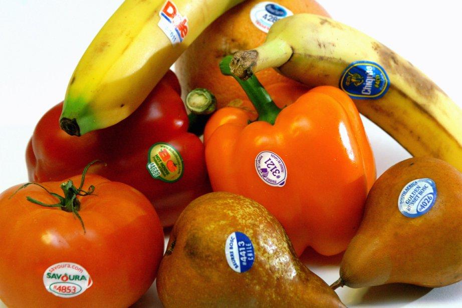Manger beaucoup de légumes et de fruits et assez... (Photo: archives La Presse)