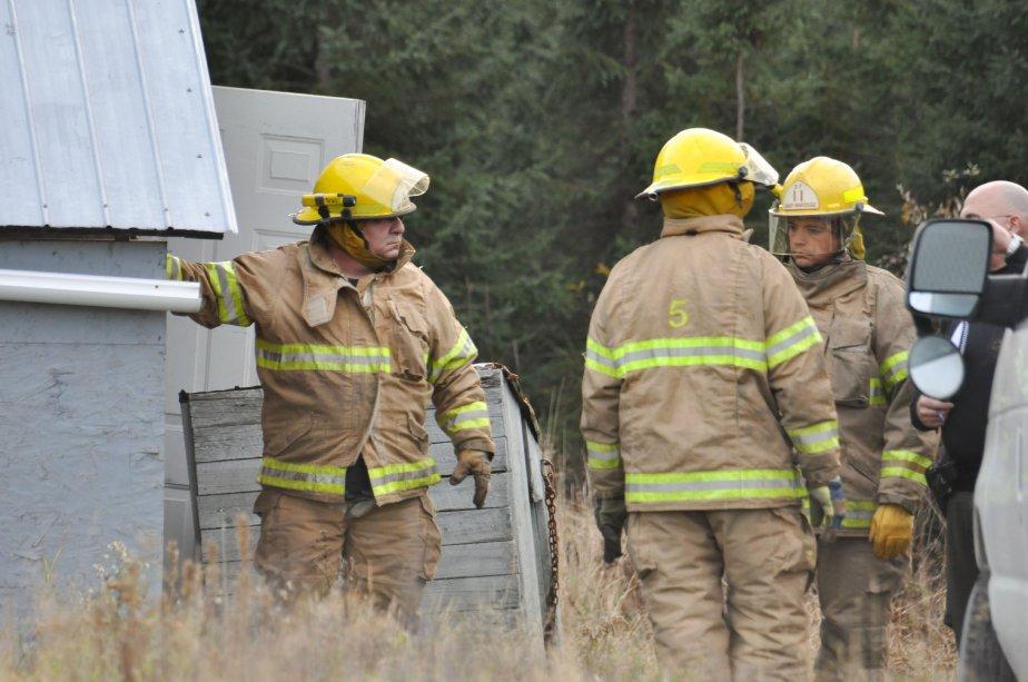 Les policiers de la Sûreté du Québec ont mis la... | 2011-11-03 00:00:00.000