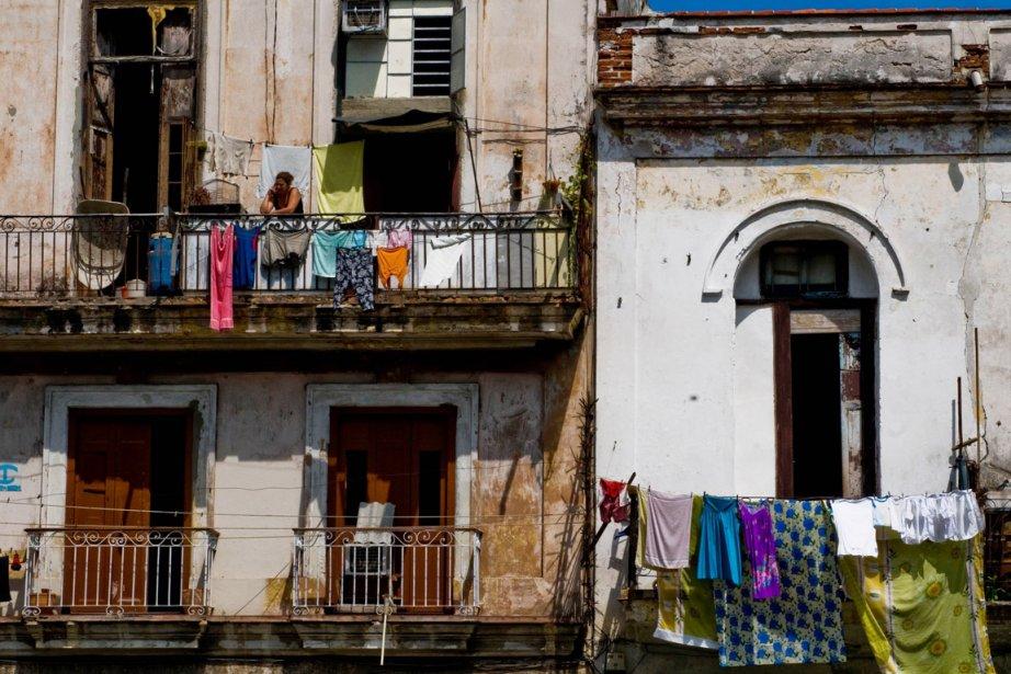 Près de 80% des Cubains sont propriétaires de... (Photo: AFP)