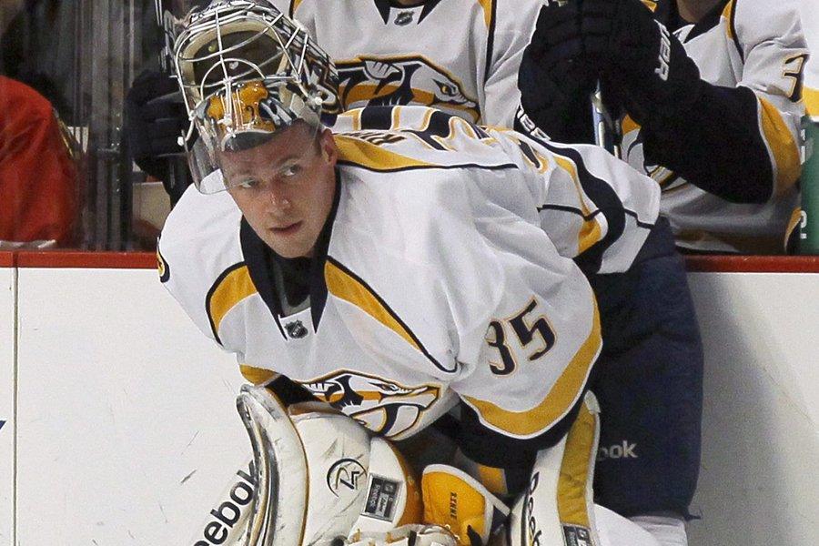 Pekka Rinne... (Photo: AP)