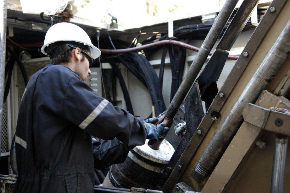 La croissance économique au Québec demeurera inférieure à... (Photo: Reuters)