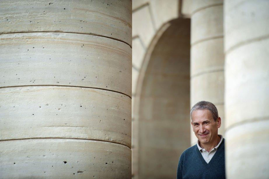 «C'était très inattendu, a réagi Mathieu Lindon, très... (Photo: Martin Bureau, Agence France-Presse)