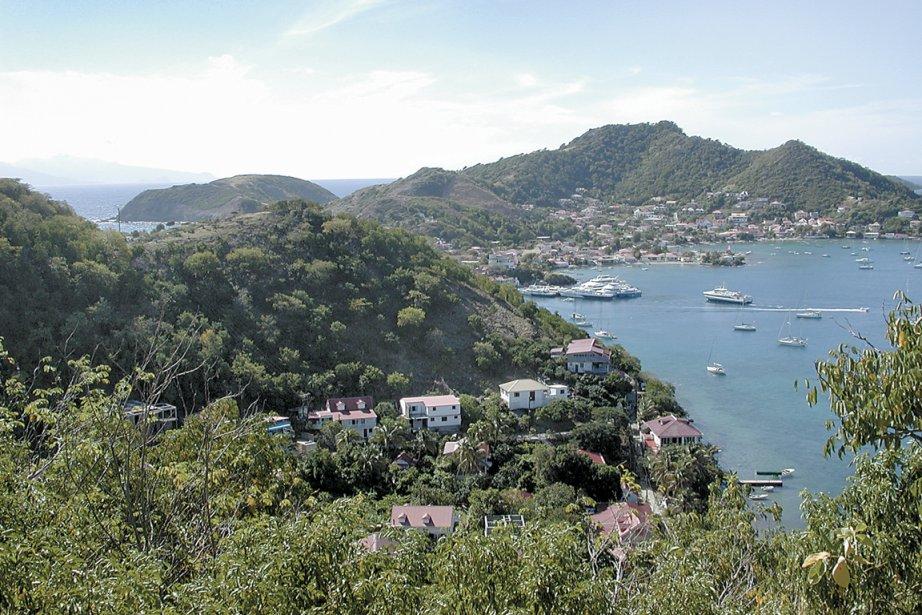 Paysage de la Guadeloupe... (Photo: archives La Presse)