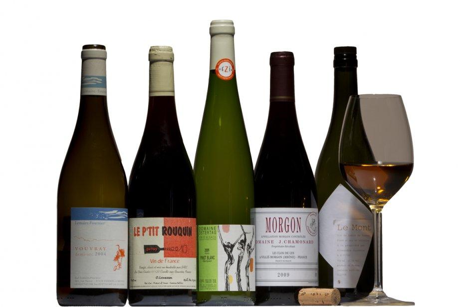 Demain et lundi, le Salon des vins... (Photo: Ivanoh Demers, La Presse)