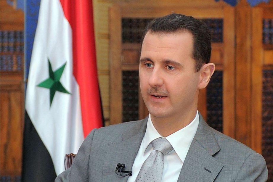 Depuis la mi-mars, le régime du président Bachar... (Photo: AFP)