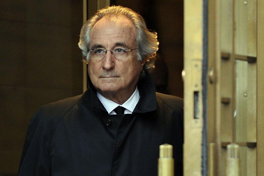 Bernard Madoff a été condamné en 2009 à... (Photo: AFP)