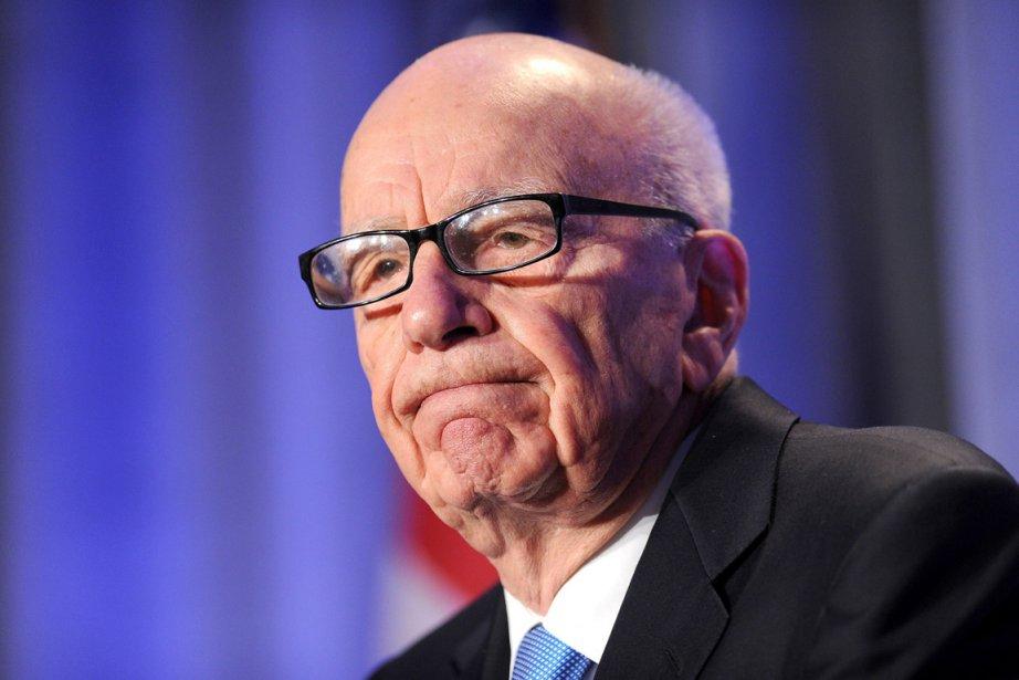 Rupert Murdoch... (Photo: Noah Berger, AP)
