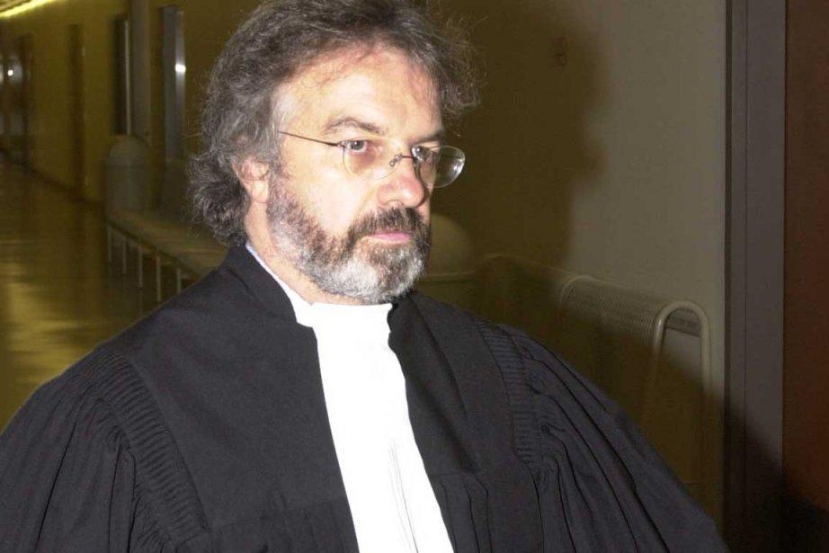 Gilles Doré est le deuxième avocat des accusés... (Photo archives La Presse)