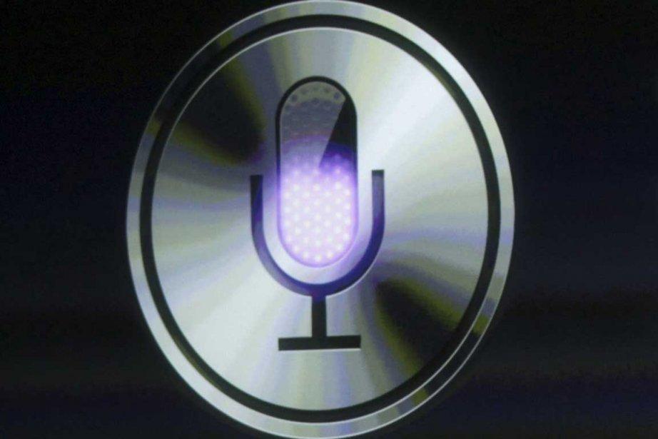 Le programme d'assistance vocale Siri est inclus par... (Photo Reuters)
