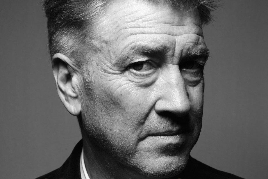 David Lynch... (Photo fournie par les éditions Sonatines)